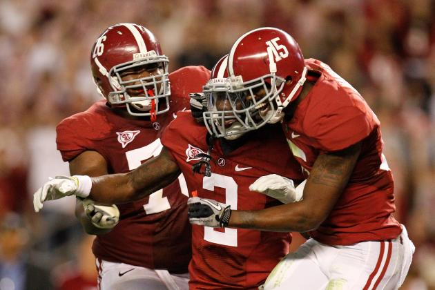 Alabama Football: Super Sophs Set to Explode for the Tide This Season