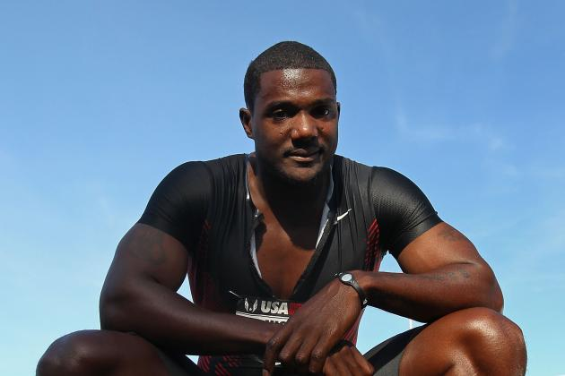 US Olympic Track Team 2012: 10 Things You Need to Know About Justin Gatlin
