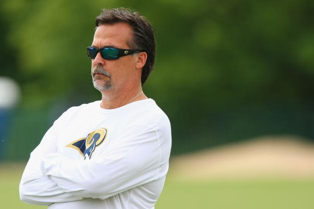 Key Position Battles to Watch in St. Louis Rams Training Camp