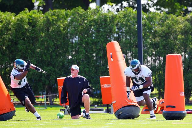 Philadelpia Eagles: Updating the Biggest Training Camp Battles