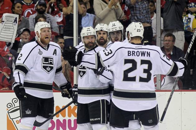NHL Free Agency: 5 Players Who Could Give Los Angeles Kings Offense Some Help