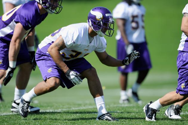 Minnesota Vikings 2012: 3 Songs and Scenarios That Could Define Vikings' Season