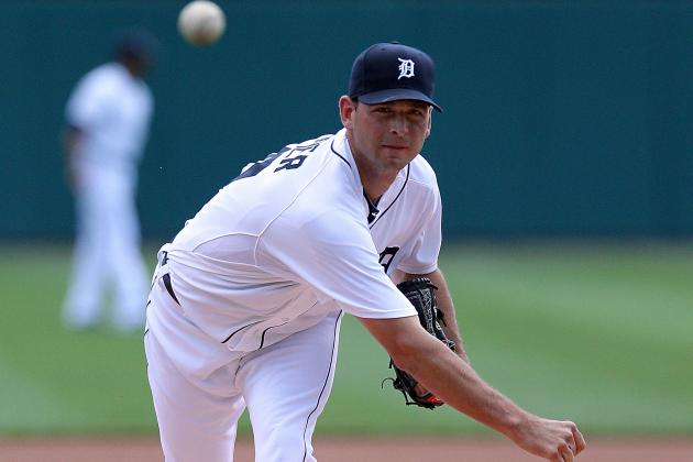Detroit Tigers: 5 Reasons Trading Jacob Turner Was the Right Decision