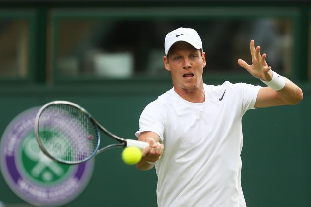 Olympic Tennis: Predicting 10 Under-the-Radar Players Who May Surprise in London