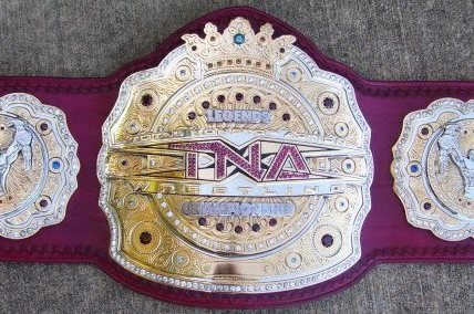 Wrestling Gold: The History of the TNA Television Championship