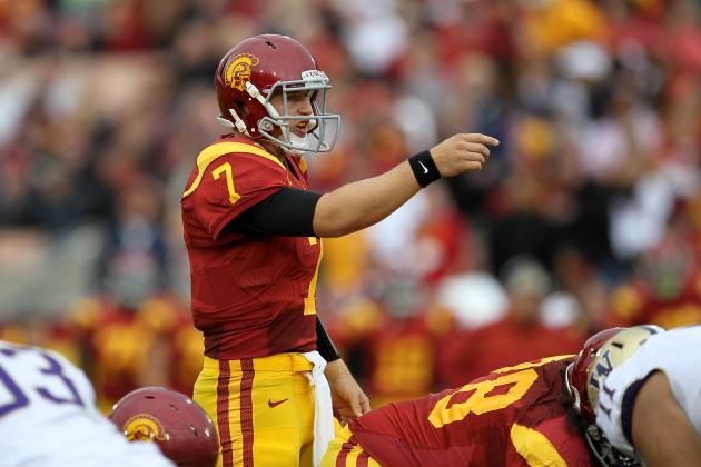 USC Football: 3 Games Trojans Can't Take Lightly in 2012