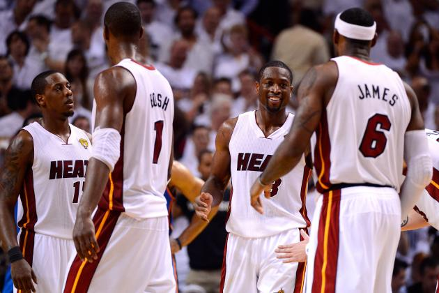Projecting Miami Heat Starting Lineup, Post Peak Free Agency & Summer League