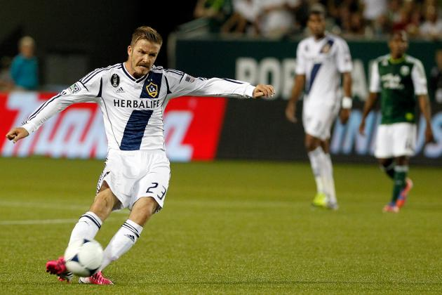 David Beckham's Top 10 MLS Moments