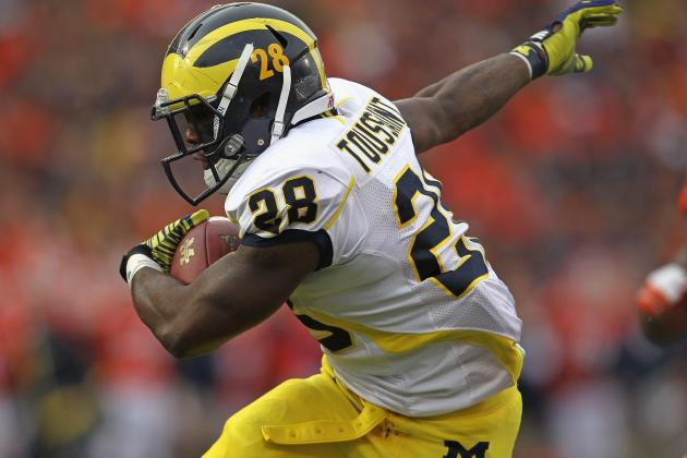College Football Predictions 2012: 50 Players on Award Watch Lists Who Will Flop