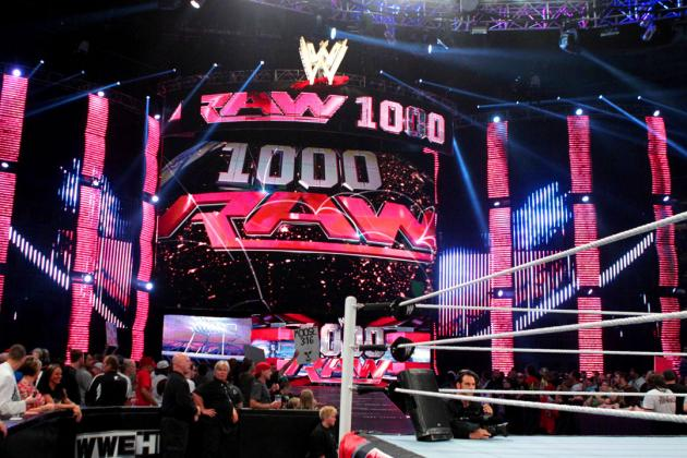 WWE Raw 1000: 10 Reasons Why It Didn't Live Up to the Expectations