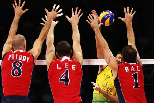 Olympic Volleyball 2012: 4 Countries with Huge Size Advantages