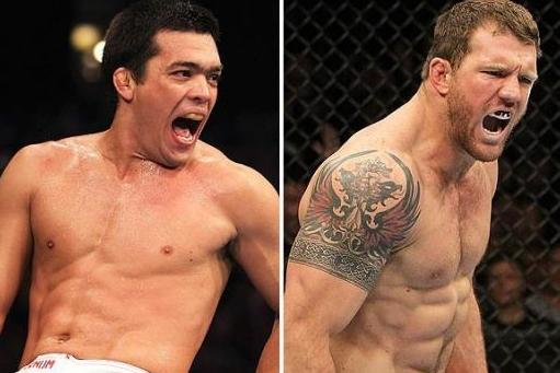 UFC on Fox 4: Bader vs. Machida Head-to-Toe Breakdown