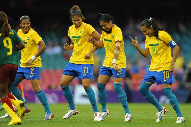 Women's Olympic Soccer 2012: Day One Tournament Roundup