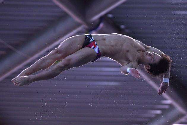 Olympic Diving 2012: Highlighting Most Talented Divers