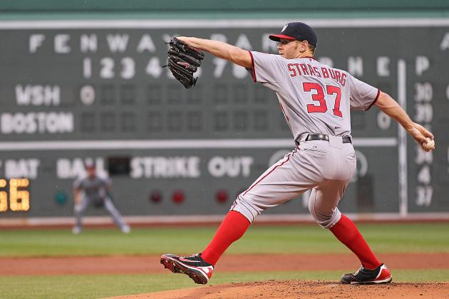 Fantasy Baseball: Tips for How to Handle Stephen Strasburg's Innings Cap