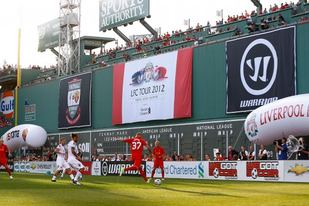 Liverpool vs. Roma: 6 Players Who Impressed in Preseason Defeat at Fenway Park