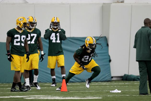 Green Bay Packers: 8 Potential Sleepers to Watch for in Training Camp