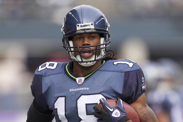 Seattle Seahawks: Predicting Stat Leaders in Every Receiving Category for 2012