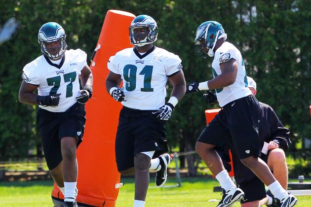 Philadelphia Eagles: Stat Predictions for 7 Eagles Rookies in 2012