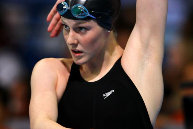2012 Summer Olympics: Why Missy Franklin Should Feel Optimistic
