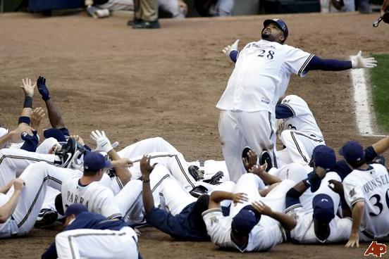The 8 Most Awkward Celebrations in Recent MLB History
