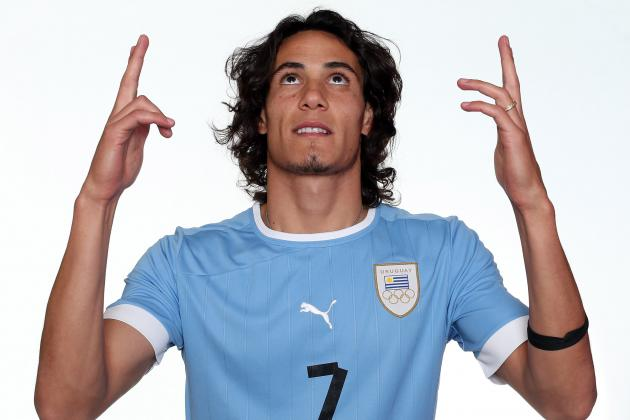 Olympics Soccer 2012: Edinson Cavani and Stars That Will Impact Gold-Medal Race