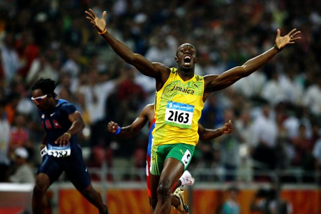 Usain Bolt, 10 Track & Field Athletes Who Won't Replicate Their 2008 Performance