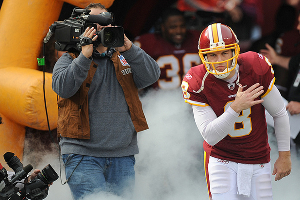 5 Washington Redskins Backups Who Could Start for Other NFL Teams