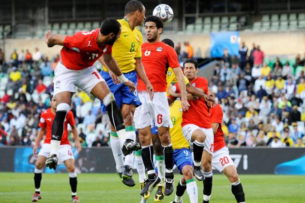 Brazil vs. Egypt and 4 Other Guaranteed Blowouts in the First Week