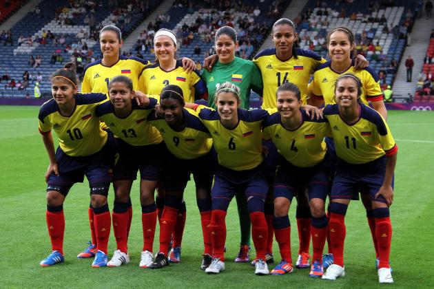 USA Women's Olympic Soccer: 6 Reasons to Fear Colombia