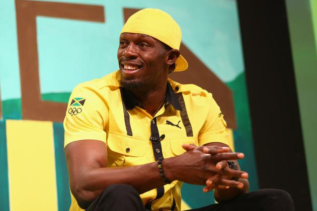 Usain Bolt Schedule: First London Games Test Comes August 4 for Sprint Champ