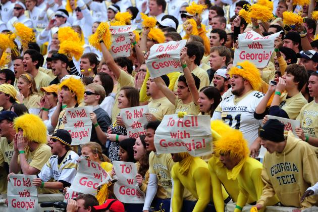 Georgia Tech Football:  5 Burning Questions for the 2012 Season
