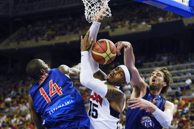 Olympic Basketball 2012: 10 Players Who Will Be Matchup Nightmares for Team USA