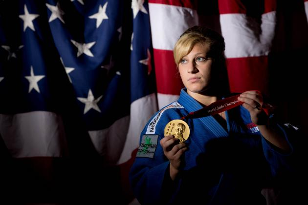 MMA in the Olympics: 7 Olympians Who Should Transition to MMA