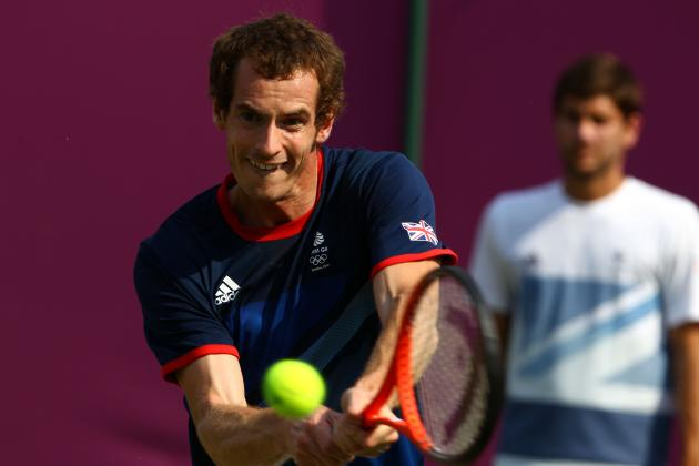 Olympic Tennis 2012: Full Bracket and Top Medal Contenders