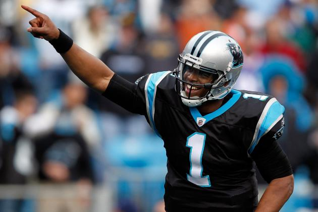 Top 5 Must-Win Games for Carolina Panthers (Non-Divisional)