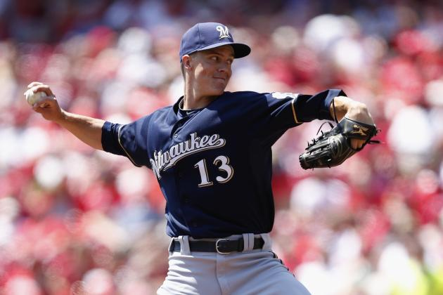 MLB Trade Deadline 2012: 5 Teams That Must Trade for Zack Greinke