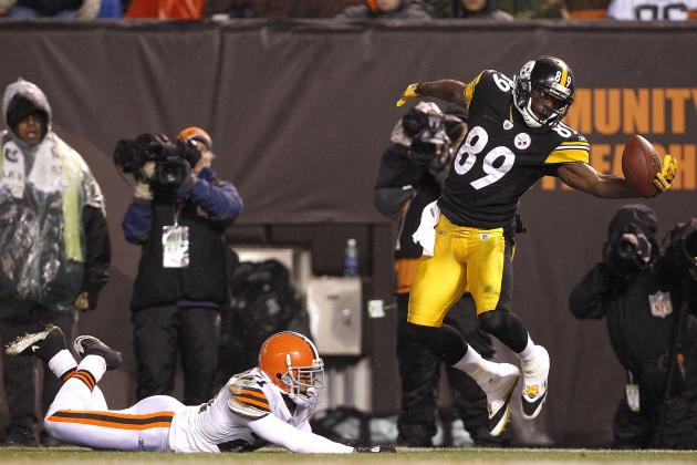 Pittsburgh Steelers' Top 8 Underrated Offensive Weapons in 2012