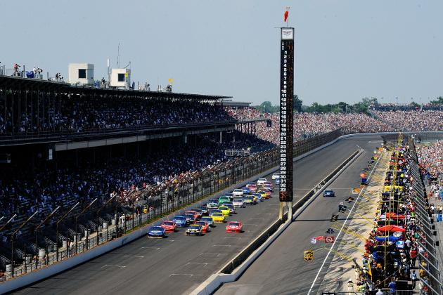 NASCAR: The Top 7 Moments in Brickyard 400 History