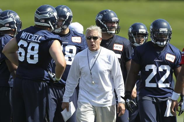 A Look at the Training Camp Roster of the Seattle Seahawks