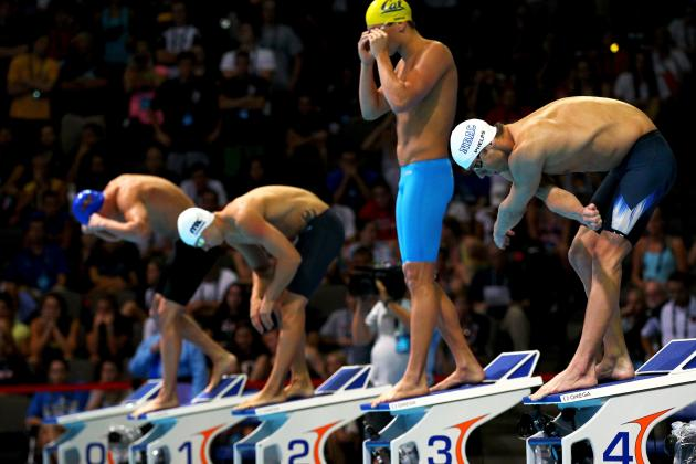 Olympic Swimming Predictions 2012: Gold Medal Odds for Every Event