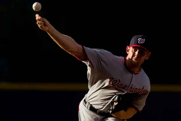 8 Pitchers Nationals Can Acquire to Make Title Run Without Stephen Strasburg