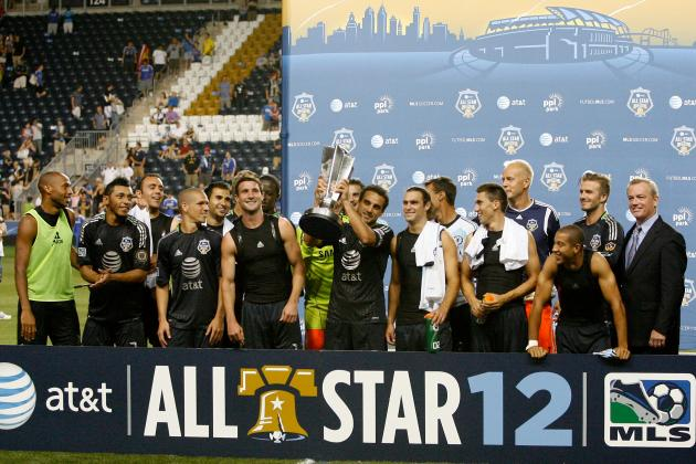 MLS All-Stars vs. Chelsea: 5 Things We Learned