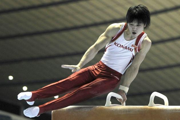 Olympic Men's Gymnastics 2012: Top Contenders, World Records & Events Primer
