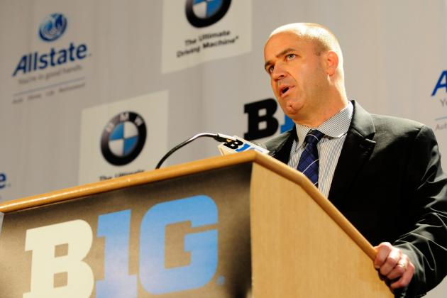 Winners and Losers from Day 1 of Big Ten Media Days