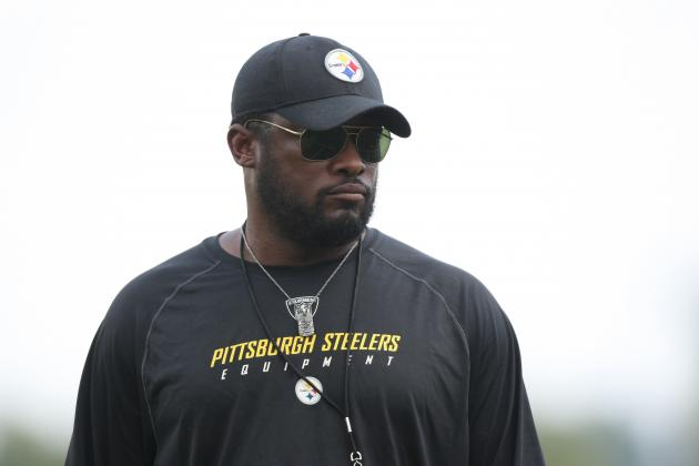 Pittsburgh Steelers: One Question Concerning Each Player on the Roster