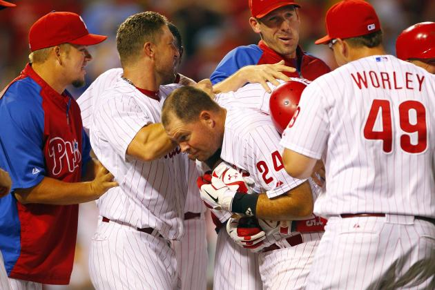 5 Trade Deadline Moves to Better the Philadelphia Phillies for 2012 and Beyond