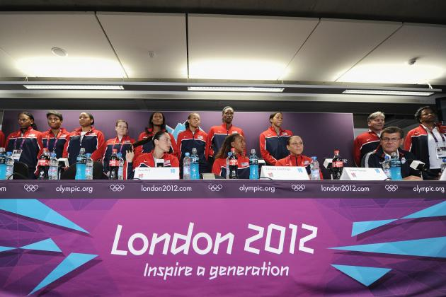 2012 Summer Olympics: 7 Sports USA Is Sure to Dominate in London