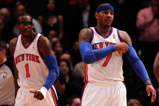 New York Knicks 2012-13 Schedule: Monthly Breakdown and W-L Predictions