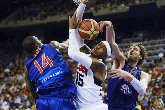 Spain Olympic Basketball Team: 3 Keys to Upsetting Team USA